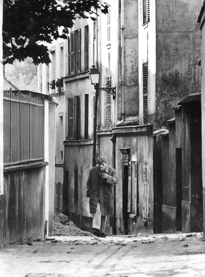 Rue Saint-Rustique, Montmartre
